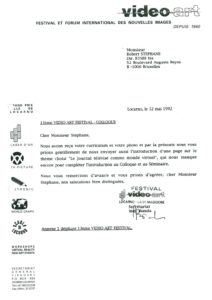 VAF 1992 19920512 VAF Stephane Masi