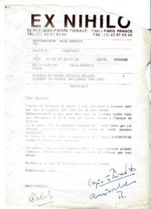 VAF 1992 19920630 Babiole Berger PP525 1807