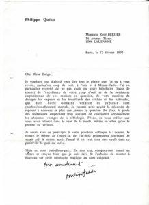 VAF 1992 19929212 Queau Berger PP525 1807