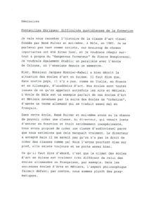 VAF 1992 Fontanilles Difficultes quotidiennes Formation Masi