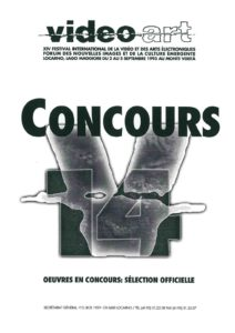 VAF 1993 Concours Brochure Masi