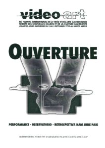VAF 1993 Ouverture Brochure Masi