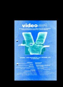 VAF 1993 Programme Depliant PP525 1807