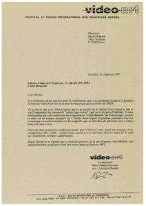 VAF 1995 19950125 VAF Chion Masi