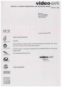 VAF 1995 19950302 VAF Berger Masi