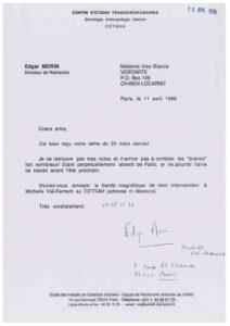VAF 1995 19950411 Morin VAF Masi