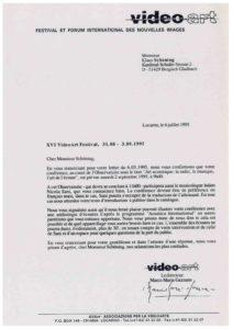 VAF 1995 19950706 VAF Schoning Masi