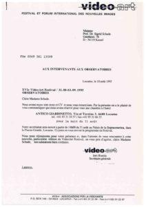 VAF 1995 19950810 VAF Intervenants observatoires Masi