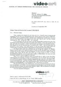 VAF 1995 19950913 VAF Judge Masi