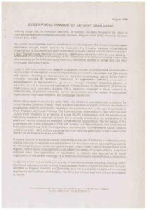 VAF 1995 CV Judge Masi