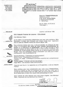 VAF 1996 19960226 Bianda Robin Transversales PP525 1810