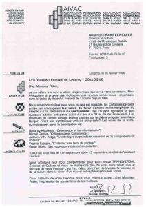 VAF 1996 19960226 VAF Robin Masi