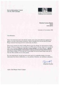 VAF 1996 199611063 Dousson VAF textes actes colloques Masi