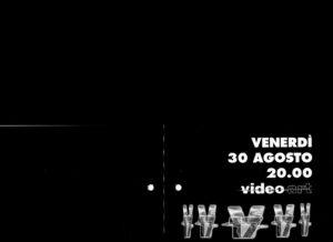 VAF 1996 Invitation inauguration installation colloqui PP525 1810