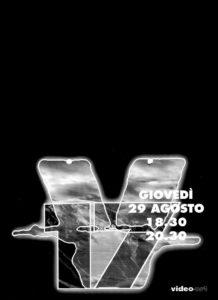 VAF 1996 Invitation restrospective Cahen PP525 1810