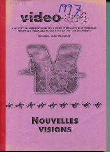 VAF 1997 A Brochure Nouvelles Visions PP525 6861