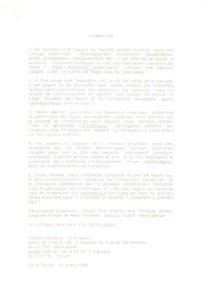 VAF 1998 Colloque Defis Internet Projet 19980321 Masi
