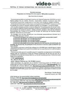 VAF 1998 Communique 199806 Masi