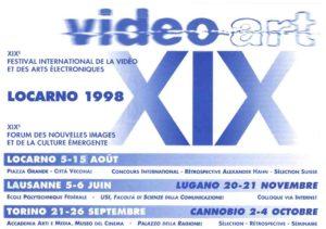 VAF 1998 Programme Brochure Masi