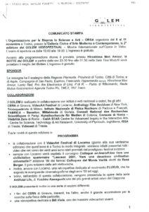 VAF 1999 Communique Presse Masi