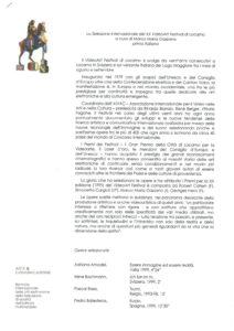 VAF 1999 Gazzano Selection internationale XXe VAF Masi