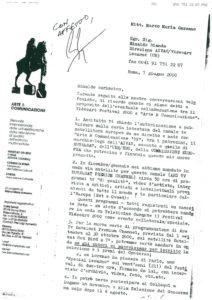 VAF 2000 20000607 Gazzano Bianda Arte Communicazione Masi