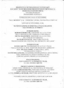 VAF 2000 Programme annote PP525 1814