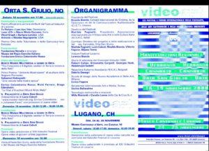 VAF 2000 Programme depliant PP525 1814