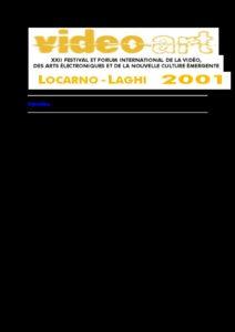 VAF 2001 Introduction VAF 2001 WEB