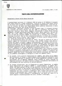 VAF PP525 1988 1989 Correspondance MonteVeritaSA 1802 1
